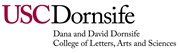 USC Dornsife. Dana and David Dornsife College of Letters, Arts and Sciences